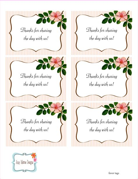 free s day printables from mattes designs catch my