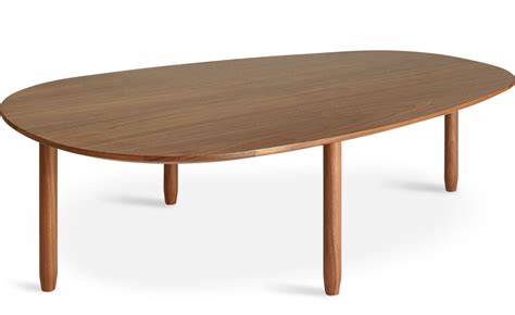 on table swole large coffee table hivemodern com