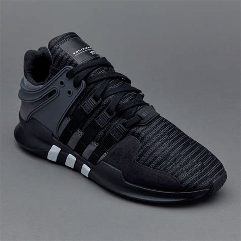 Harga Adidas Black sepatu sneakers adidas originals eqt support adv black