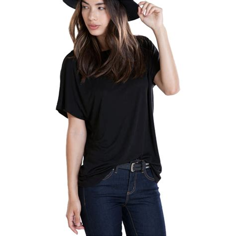 obey clothing modern dolman top s evo