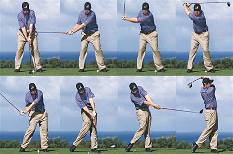 golf swing easy brooksscience4 motion laws