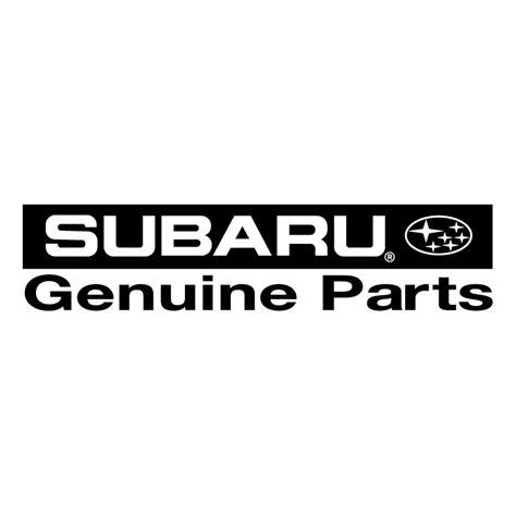 subaru genuine parts free vector 4vector