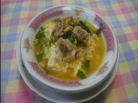 resep  memasak soto daging sapi enak youtube