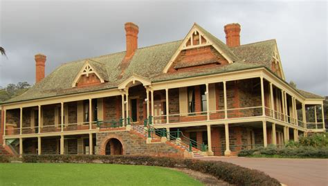 historic homes historic urrbrae house adelaide