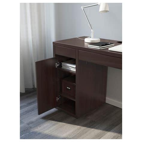 black ikea desk micke desk black brown 105x50 cm ikea