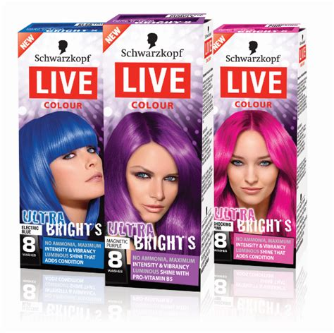 live colour electric archived schwarzkopf ultra brights of the city