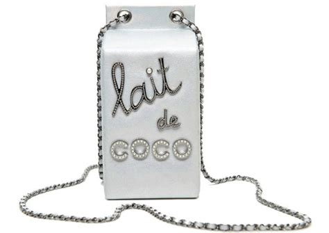 Cocco Cluth bags for foodies by anya hindmarch moschino chanel handbag du jour handbag du jour