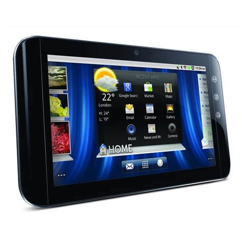 dell streak 7 wi fi android tablet gadgetsin - Dell Android Tablet