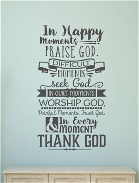 bible verses for the home decor in happy moments praise god religious christian bible verse vinyl decal wall stickers letters