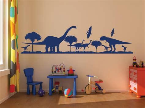 chambre dinosaure deco chambre garcon dinosaure visuel 7