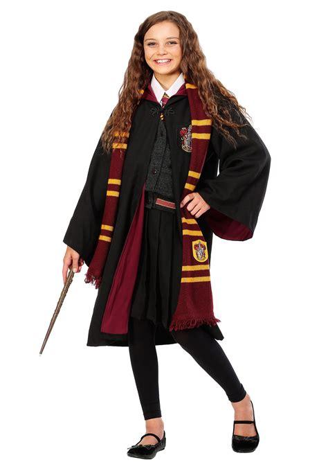 Deguisement Hermione Granger by Deluxe Child Hermione Costume Kid S Hermione Granger