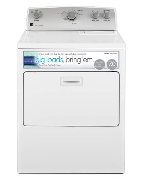 7 Best Dryers by Kenmore 75132 7 0 Cu Ft Gas Dryer W Smartdry Plus