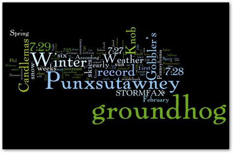 groundhog day meaning origin groundhog day history from stormfax 174 2018