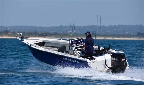 boats online queensland new bar crusher 670xs trailer boats boats online for