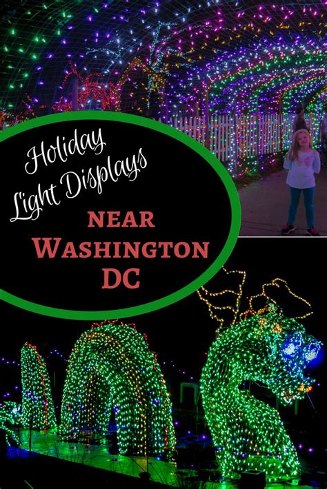 light displays in washington dc metro area 218 best winter celebrations and destinations