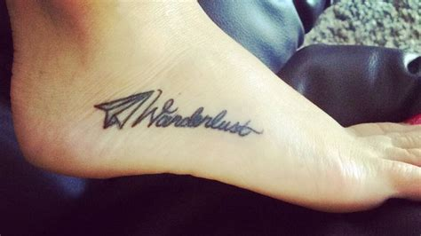tattoo meaning wanderlust 17 best images about tattoos on pinterest wanderlust