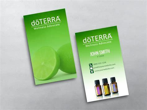 doterra business cards