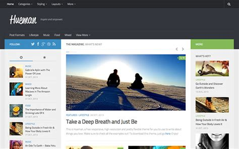 Wordpress Themes Top 2014 | 10 best new free wordpress themes 2014 creative beacon