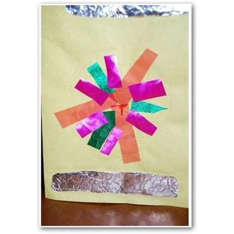 crafts for with special needs a card craft idea excellent project for special