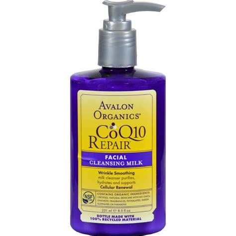 Detox Organics Discount by Avalon Organics Coq10 Cleansing Milk 8 5 Fl Oz