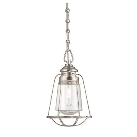 Nickel Mini Pendant Light Illumine Bri 1 Light Satin Nickel Mini Pendant Cli Sh0245275 The Home Depot
