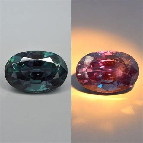 alexandrite color change quot certified quot 4 43cts tanzania alexandrite color