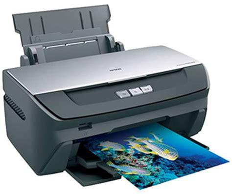 Printer Epson R270 stylus r270 photo printer which delivers photo print