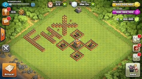download game coc supercell mod harryandro67