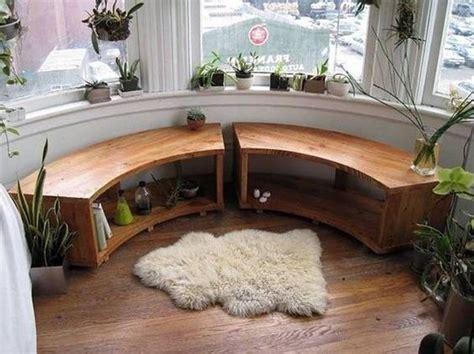 half circle bench seat pinterest the world s catalog of ideas