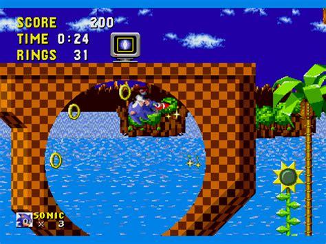 sonic  hedgehog  game gamefabrique