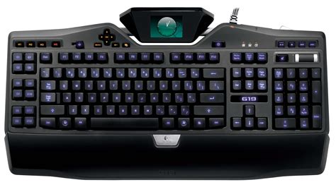 Gaming Keyboard logitech g19 gaming keyboard review techtipsnreview