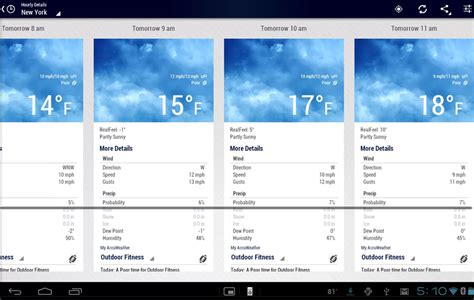 what s the best weather app for android 13 best weather apps to take your day by