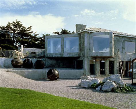 California Beach Country House   DigsDigs