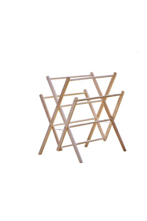 Small Drying Rack by Small Amish Wooden Clothes Drying Rack Clotheslines