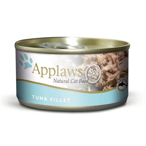 Cat Food Acis Cat Tuna 8kg applaws tuna fillet cat food cans