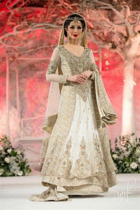 latest pakistani bridal dresses style arena