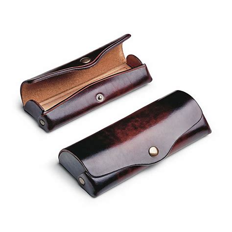 Cowhide Prices Cowhide Leather Glasses Case Manufactum Online Shop
