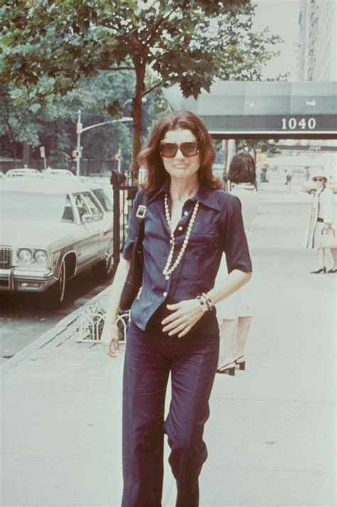 Jackie O a look back at jackie kennedy s style