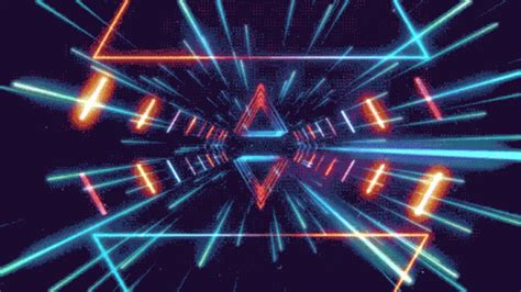 wallpaper gif psychedelic tron want gif find share on giphy