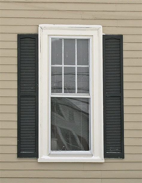 house window shutters all about exterior window shutters oldhouseguy blog