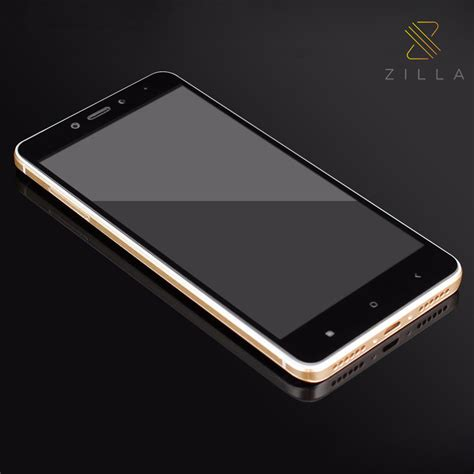 Zilla 3d Carbon Fiber Tempered Glass Curved Edge 9h 4wv6ie Gold zilla 3d carbon fiber tempered glass curved edge 9h for xiaomi redmi note 4 mediatek black