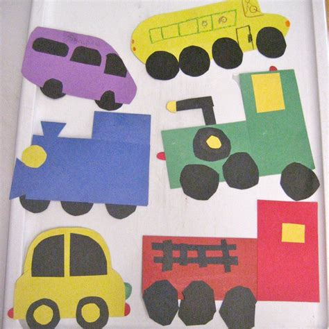 transportation crafts for land transportation crafts for preschoolers www pixshark