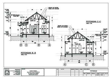 layout rumah type 54 desain rumah type 54 60 rumah bali modern