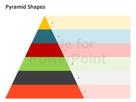 Pyramid Shapes Editable Powerpoint Templates Pyramid Powerpoint Template