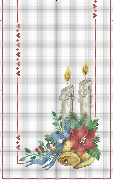 candele bianche candele bianche 1 korsstygn jul korsstygn