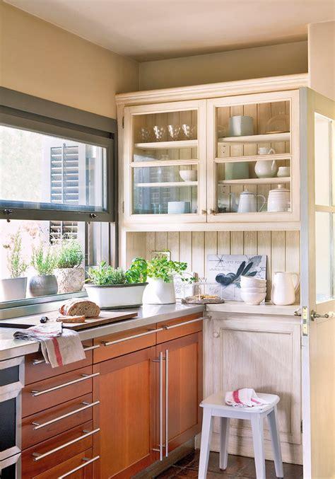 alacenas de cocina antiguas cambio total renovando los detalles