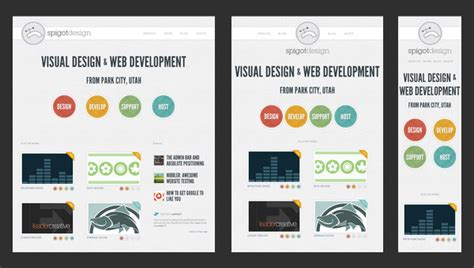 responsive layout design exles the secrets behind responsive website design that every