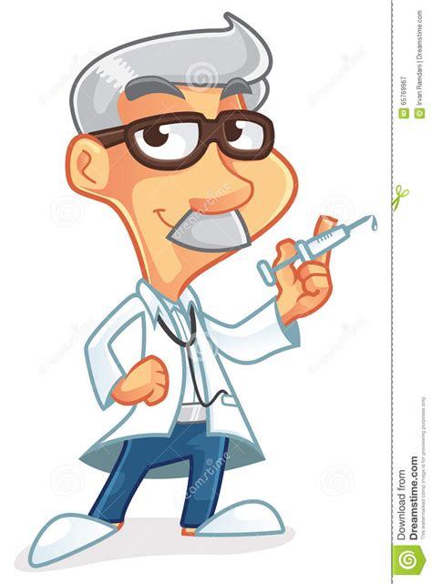 imagenes animadas de doctores doctor personaje de dibujos animados ilustraci 243 n del