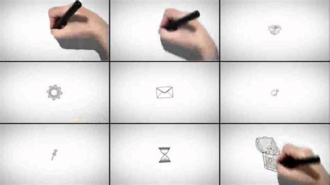 Whiteboard Animation Pack For Promotion Videos After Effects Template Youtube Whiteboard After Effects Template