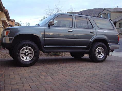 93 Toyota 4runner 1993 Toyota 4runner Pictures Cargurus